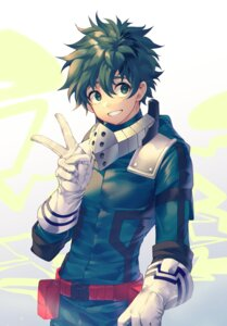 Rating: Safe Score: 7 Tags: boku_no_hero_academia kinty male midoriya_izuku User: charunetra