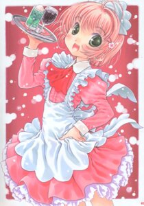 Rating: Safe Score: 15 Tags: card_captor_sakura focke_wulf kinomoto_sakura super_flat_lolinitron waitress User: petopeto