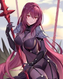 Rating: Safe Score: 78 Tags: armor bodysuit fate/grand_order scathach_(fate/grand_order) teffish weapon User: Mr_GT
