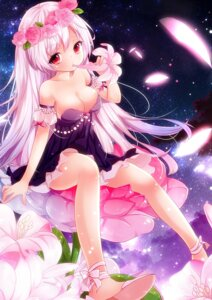 Rating: Safe Score: 67 Tags: cleavage dress mintsu User: KazukiNanako