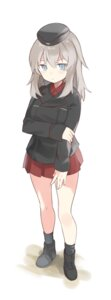 Rating: Safe Score: 17 Tags: girls_und_panzer hasegawa itsumi_erika uniform User: nphuongsun93