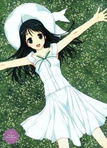 Rating: Safe Score: 28 Tags: dress murakami_suigun summer_dress User: midzki