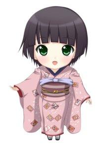 Rating: Safe Score: 12 Tags: chibi ikoku_meiro_no_croisee kimono kuena yune User: SubaruSumeragi