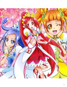 Rating: Questionable Score: 3 Tags: dokidoki!_precure dress pretty_cure User: drop