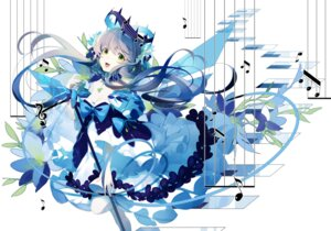Rating: Safe Score: 27 Tags: cleavage dress godlailer luo_tianyi vocaloid User: sym455