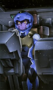 Rating: Safe Score: 7 Tags: bodysuit gundam gundam_00 male setsuna_f_seiei User: drop