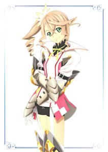 Rating: Safe Score: 22 Tags: alisha armor bike_shorts see_through tagme tales_of_zestiria thighhighs User: Radioactive