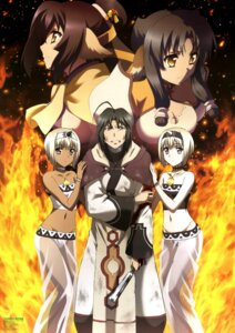 Rating: Safe Score: 40 Tags: animal_ears atui_(utawarerumono) bikini blood cleavage haku_(utawarerumono) kuon_(utawarerumono) sarana see_through swimsuits uruuru utawarerumono utawarerumono_itsuwari_no_kamen watanabe_yaeko User: drop