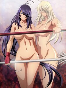 Rating: Questionable Score: 63 Tags: censored ikkitousen ikkitousen~extravaganza_epoch~ kanu_unchou musashibou_benkei naked rin_sin weapon User: YamatoBomber