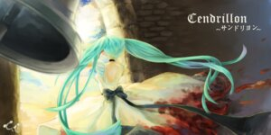 Rating: Safe Score: 16 Tags: blood dress hatsune_miku vocaloid yu_(dryads) User: animeprincess