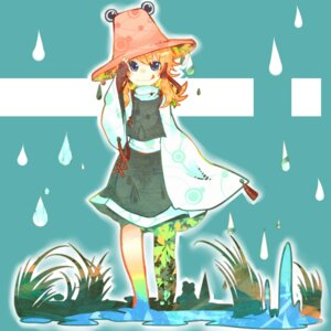 Rating: Safe Score: 3 Tags: itomugi-kun moriya_suwako touhou User: itsu-chan