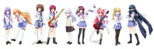 Rating: Safe Score: 17 Tags: angel_beats! garter guitar gun hisako irie_(angel_beats!) iwasawa key na-ga pantyhose seifuku sekine shiina tagme tenshi thighhighs weapon yui_(angel_beats!) yurippe yusa User: marechal