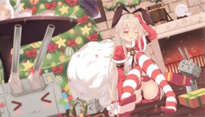 Rating: Questionable Score: 88 Tags: cameltoe christmas feet kantai_collection natsu97 pantsu rensouhou-chan shimakaze_(kancolle) thighhighs User: MurakumoJP