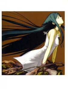 Rating: Safe Score: 24 Tags: chuuou_higashiguchi dress saya saya_no_uta summer_dress User: Radioactive