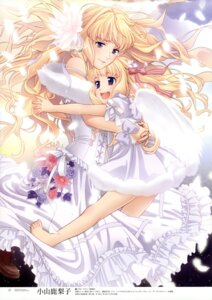 Rating: Safe Score: 25 Tags: dress koyama_kariko macross macross_frontier sheryl_nome wings User: Aurelia