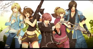 Rating: Safe Score: 8 Tags: gun senano_yuu sword User: animeprincess