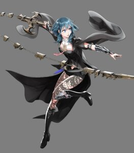 Rating: Questionable Score: 3 Tags: armor byleth fire_emblem fire_emblem_heroes fire_emblem_three_houses heels hirooka_masaki nintendo pantyhose weapon User: fly24
