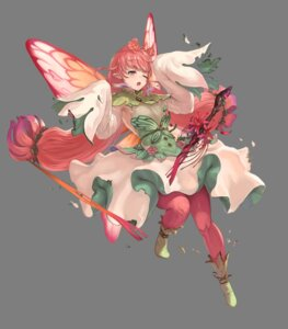 Rating: Questionable Score: 6 Tags: fairy fire_emblem fire_emblem_heroes mirabilis nintendo pantyhose pointy_ears torn_clothes weapon wings yoshiku User: fly24