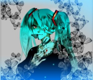 Rating: Safe Score: 7 Tags: blood chry eyepatch hatsune_miku vocaloid User: charunetra