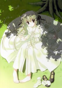 Rating: Safe Score: 28 Tags: dress kasugano_sora nanao_naru yosuga_no_sora User: petopeto