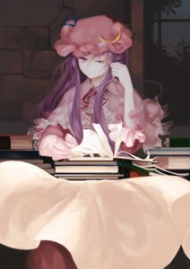 Rating: Safe Score: 20 Tags: jq patchouli_knowledge touhou User: itsu-chan