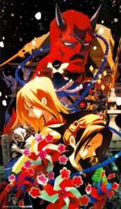 Rating: Safe Score: 8 Tags: asakura_yoh kyouyama_anna shaman_king takei_hiroyuki User: Hatsukoi