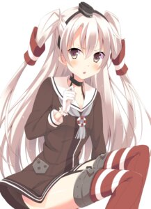 Rating: Safe Score: 47 Tags: amatsukaze_(kancolle) kantai_collection kurono_yuzuko see_through stockings thighhighs User: 椎名深夏