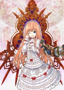 Rating: Safe Score: 15 Tags: armor dress lolita_fashion tagme User: NotRadioactiveHonest
