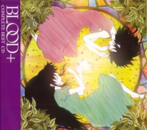 Rating: Safe Score: 4 Tags: blood+ blood_the_last_vampire disc_cover diva_(blood+) otonashi_saya User: Radioactive