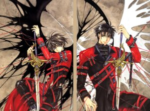 Rating: Safe Score: 3 Tags: clamp gap male monou_fuuma shirou_kamui x User: Share
