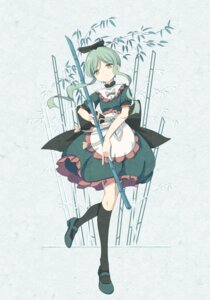 Rating: Safe Score: 26 Tags: aaaabo dress teireida_mai touhou User: Randeel