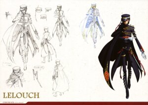 Rating: Safe Score: 15 Tags: character_design code_geass lelouch_lamperouge male User: drop