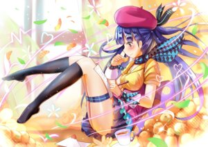 Rating: Safe Score: 44 Tags: nopan qian_wu_atai vocaloid xin_hua User: Mr_GT
