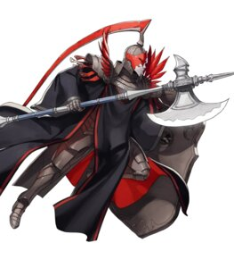 Rating: Questionable Score: 2 Tags: armor dai-xt fire_emblem fire_emblem_heroes fire_emblem_three_houses flame_emperor heels nintendo weapon User: fly24
