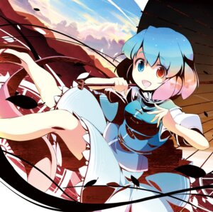 Rating: Safe Score: 16 Tags: asakura_masatoki heterochromia tatara_kogasa touhou User: Mr_GT