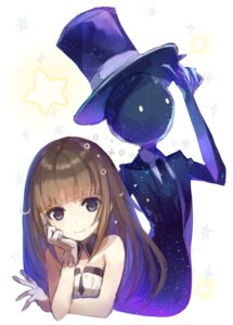 Rating: Safe Score: 44 Tags: deemo deemo_(character) little_girl yusano User: charunetra