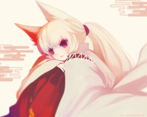 Rating: Safe Score: 12 Tags: animal_ears miko putidevil wallpaper User: Sedeto