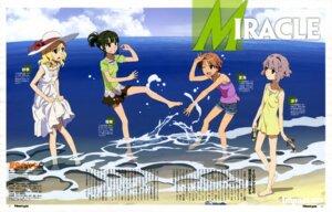 Rating: Safe Score: 15 Tags: aizawa_natsumi dress hanaki_yuka mizukoshi_saki natsuiro_kiseki summer_dress tamaki_rinko tanaka_yuuichi User: Ravenblitz