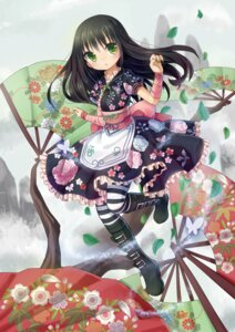 Rating: Safe Score: 44 Tags: alice alice_in_wonderland lolita_fashion pantyhose silver15 wa_lolita User: Radioactive