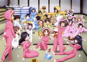 Rating: Safe Score: 24 Tags: akiyama_yukari animal_ears bunny_ears caesar erwin eyepatch girls_und_panzer gotou_moyoko hoshino_(girls_und_panzer) isobe_noriko isuzu_hana kadotani_anzu kawanishi_shinobu kawashima_momo kondou_taeko konparu_nozomi koyama_yuzu leotard maruyama_saki megane momogaa nakajima_satoko nekonyaa nishizumi_miho oono_aya oryou_(girls_und_panzer) pajama pantyhose piyotan reizei_mako saemonza sakaguchi_karina sasaki_akebi sawa_azusa sono_midoriko suzuki_(girls_und_panzer) tagme tail takebe_saori tsuchiya_(girls_und_panzer) utsugi_yuuki yamagou_ayumi User: drop