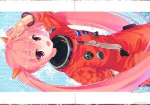 Rating: Safe Score: 22 Tags: bodysuit gap hidan_no_aria kanzaki_h_aria kobuichi User: Twinsenzw