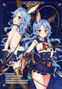 Rating: Questionable Score: 29 Tags: animal_ears bunny_ears ferry_(granblue_fantasy) granblue_fantasy masuishi_kinoto no_bra thighhighs weapon User: Radioactive