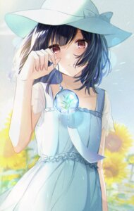 Rating: Safe Score: 23 Tags: dress morino_rinze satoimo_chika summer_dress the_idolm@ster the_idolm@ster_shiny_colors User: Arsy