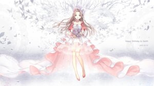 Rating: Safe Score: 42 Tags: aerith_gainsborough dress final_fantasy final_fantasy_vii kieta see_through User: Mr_GT