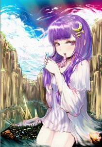 Rating: Safe Score: 15 Tags: mututu patchouli_knowledge touhou User: Radioactive