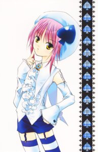 Rating: Safe Score: 7 Tags: amulet_spade hinamori_amu peach-pit shugo_chara User: Radioactive