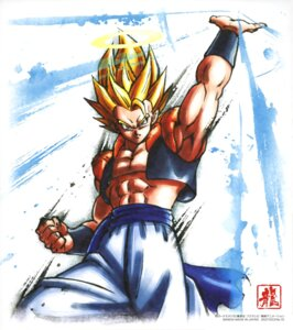 Rating: Safe Score: 2 Tags: dragon_ball dragon_ball_z User: drop