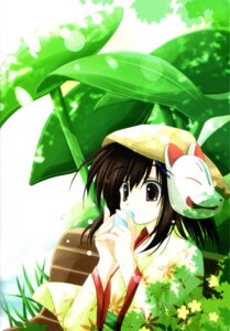 Rating: Safe Score: 9 Tags: nagomi tenmu_shinryuusai User: korokun