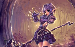 Rating: Safe Score: 27 Tags: armor elf pointy_ears thighhighs wallpaper windforcelan world_of_warcraft User: fairyren