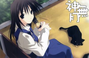 Rating: Safe Score: 5 Tags: angyadow neko shikei User: Moonworks